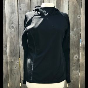 (R1) Athleta cowl/hooded Pullover jacket